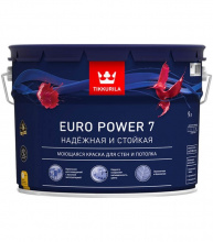 ТИККУРИЛА Евро 7 / TIKKURILA Euro Power 7 (9 л)