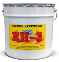 Мастика каучуковая КН-3 (22 кг)