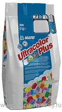 МАПЕЙ / MAPEI Ultracolor Plus затирка для швов 2-20 мм (5 кг)